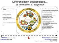 Language teaching - Qu'est ce que la pédagogie différenciée – Language teaching Dream School, Differentiated Instruction, Teaching Methods, Teaching French, Differentiation, French Language, New Tricks, Teamwork, Parenting