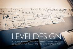 design each leven Game Design Document, Game Level Design, Game Dev, End Of The World, Design Art, Sheet Music, Games, Gd, Blog