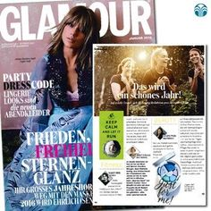 Glamour Magazine, Nu Skin, Anti Aging Skin Care, Party, Highlights, Wellness, Beauty, Diary Book, Journals