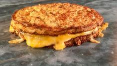 Cauliflower Grilled Cheese Recipe | The Chew - ABC.com