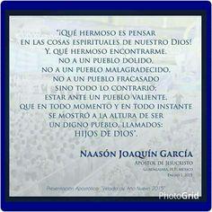 Un digno pueblo !llamados Hijos de Dios!  #SomosLaLuzDelMundo #LLDM #ADJ #NJG  #Radiolldm