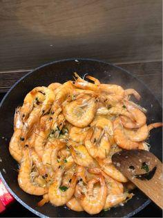 Tasty, Yummy Food, Shrimp, Salmon, Menu, Fish, Drinks, Menu Board Design, Drinking