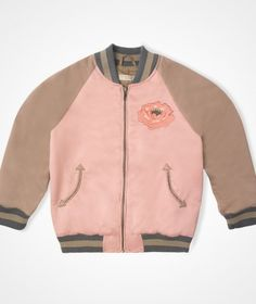 Stella McCartney Kids - Willow bomber jacket