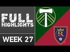 Portland Timbers vs Real Salt Lake Highlights | MLS September 11, 2016