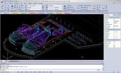 Πρόκειται για ένα γρήγορο, αξιόπιστο και συμβατό με το format dwg σχεδιαστικό (CAD oriented ) πρόγραμμα. Περιλαμβάνει ισχυρά και παραμετρικά εργαλεία σχεδίασης σε 2 και 3 διαστάσεις, πλατφόρμα προ...