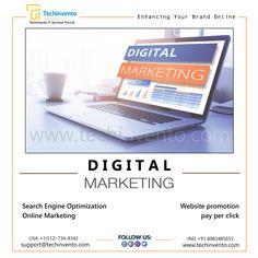 TechInvento IT Services-Top Web, Software & Digital Marketing Company