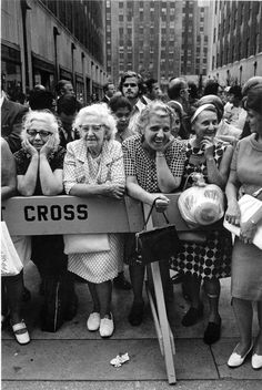 1st Womens Liberation March, 5th Ave, New York City, 1971 - Lloyd Ziff #photography