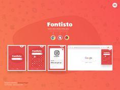 fontisto browser extension (chrome, firefox, safari)