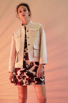 Huishan Zhang Autumn/Winter 2017 Pre-Fall Collection   British Vogue