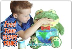 Take a look at our Official Blog to get news, reviews & more on the amazing Teddy Tanks!