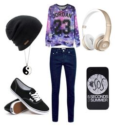 """Untitled #15"" by kylieann21 ❤ liked on Polyvore featuring Monsoon, Coal and Vans"