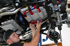 Proper control of oil flow is a critical need in any performance engine. We cover the topic with experts from some of the industry's leading providers of LS engine oiling systems. Ls Engine Swap, Car Engine, Trailblazer Ss, Chevy Motors, Crate Motors, Ls Swap, Nissan 240sx, Performance Engines, Race Engines