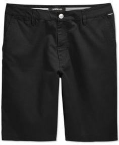 Quiksilver Men's Unionized 22 Solid Shorts - Black 30
