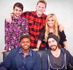 ♡_♡ no words can describe how amazing these five beautiful talented people are