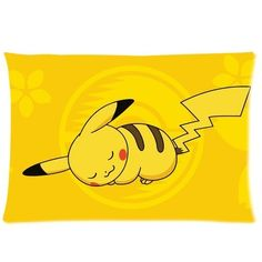 Cute Pikachu Polka Dot Custom Pillowcase Standard Size 20x30 PWC-421 * Unbelievable  item right here! : DIY : Do It Yourself Today