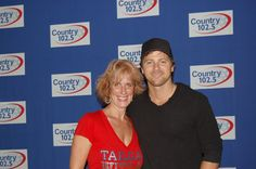 Me & Kip Moore  Oct 2011