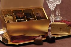 Belgian Chocolatier Piron :: handmade premium chocolate from Evanston, Chicago, Illinois