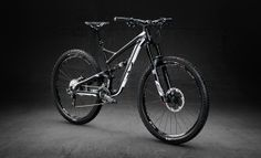 JEFFSY AL Comp 2 - BLACK PEARL / SNOW WHITE | YT Industries South Africa