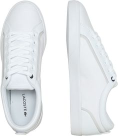 www.thebungalow.ch - Must Have der Saison: Sneaker Low 'Lenglen' von LACOSTE bei ABOUT YOU