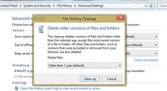 [Tutorial] What To Do When Your File History Backup Drive Is Out Of Space In Windows 8 - This tutorial will show you how to tweak your Windows 8 File History settings so it does not consume available backup space as quickly as it did before. [Click on Image Or Source on Top to See Full News]
