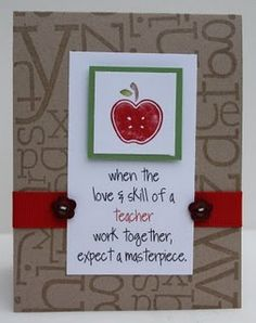 love the quote...perfect for art teacher!