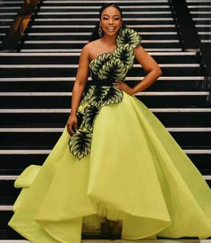 Hello Fashionista these are the best trending styles of Ankara long gown styles in are absolutely Amazing and beautiful and carefully selected for you African Bridal Dress, African Wedding Attire, African Print Dresses, African Attire, Bridal Dresses, Long African Dresses, African Prints, African Wear, African Style