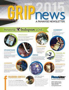OCTOBER 2015 GRIP news