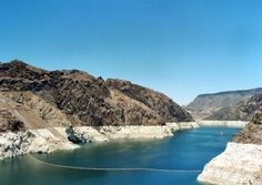 Lake Mead, Arizona: Deep blue lake with desert views Lake Mead Nevada, Scarborough Castle, Weekend Breaks, Most Visited, Deep Blue, Arizona, Beautiful Places, Mountains, World