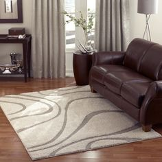 Contemporary Area Rug http://www.overstock.com/Home-Garden/Rug-Collective-Posh-Ivory-Shag-Rug/7521496/product.html?CID=214117 $119.99