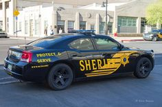 Maricopa County (AZ) Sheriff # 13042 Dodge Charger