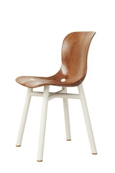 Functionals, Wendela chair white, Design: Serener http://functionals.eu/products/seats/wendela_chair