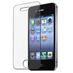 Apple iPhone 4 / 4S Tempered Glass Screen Protector - 5.75$