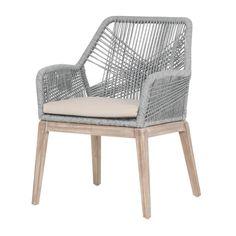 Loom arm chair – Greige Design