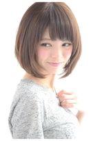 【Grow】大沼圭吾 シースルーバング×まとまるショートボブ2016