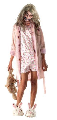 The Walking Dead - Pajama Zombie Kids Costume - http://halloweencostumesfor2012.com/the-walking-dead-pajama-zombie-kids-costume-2/
