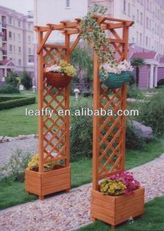 Adornos de madera para el jardin buscar con google for Muebles de jardin con tarimas