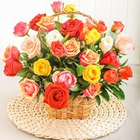 Flowers and Cakes offers wide array of flowers online, for several unforgettable moments.