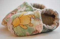 Soft Baby Shoes Pattern and Tutorial