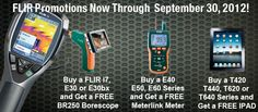 FLIR is one of the top names in thermal imaging! Check out their line of thermal imaging cameras in our online store!