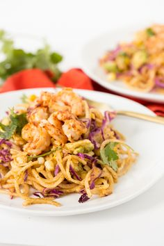 Chili-Lime Jicama and Corn Shrimp Salad