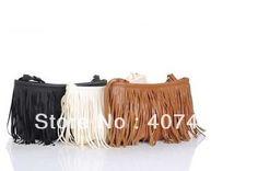 drop shipping high quality tassel Handbag shoulder bag Tote Satchel Designer Lady fashion brand girls popular French style $9.03