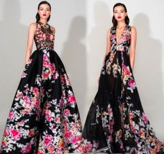 Gown collection of zuhair murad (2)