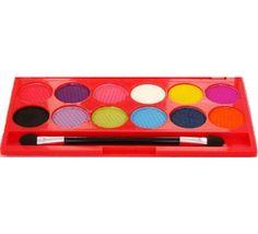 Sleek I-Divine Oogschaduw Palet Circus