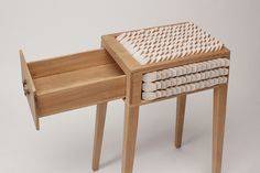 Pull me to life drawer by Juno Jeon » Retail Design Blog
