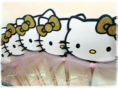 Kitty Centerpieces