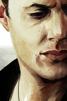 ~aomaoe on deviantart Supernatural Dean, Geek Girls, Superwholock, Cool Art, Awesome Art, Gorgeous Men, Favorite Tv Shows, New Art, Pop Culture