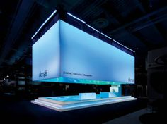 Exhibit booth creates a place for pause - Specialty Fabrics Review