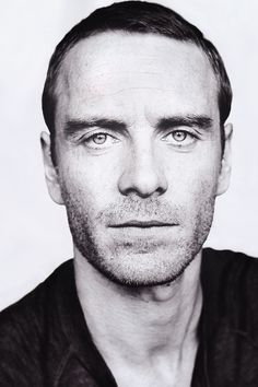 Michael Fassbender - I don't really know if he's THAT much older, but I'm counting it.