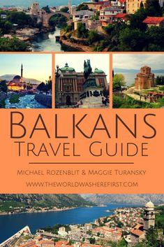 Balkans Travel Guide | Balkans Travel eBook | Download for $4.99