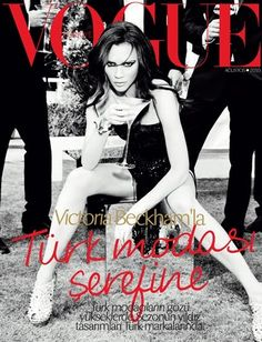 In Pictures: Victoria Beckhams Best Magazine Covers